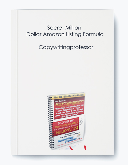Secret Million Dollar Amazon Listing Formula