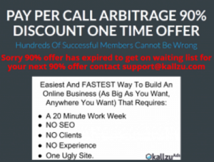 Anthony Devine – Pay Per Call Arbitrage Training With Multi 7-Figure Marketer
