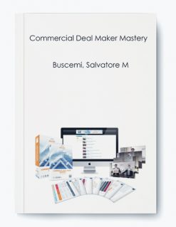 Buscemi, Salvatore M – Commercial Deal Maker Mastery