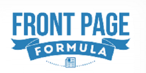 Daniel DiPiazza – The Front Page Formula