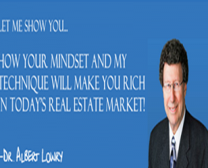 Dr Albert Lowry – Lectures on Real Estate