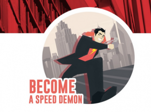 Jonathan Levi – Become a Speed Demon – The Master Class
