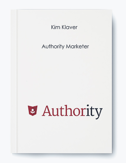 Kim Klaver – Authority Marketer