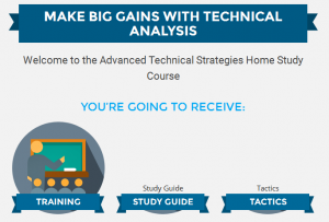Advanced Technical Strategies Home Study Course
