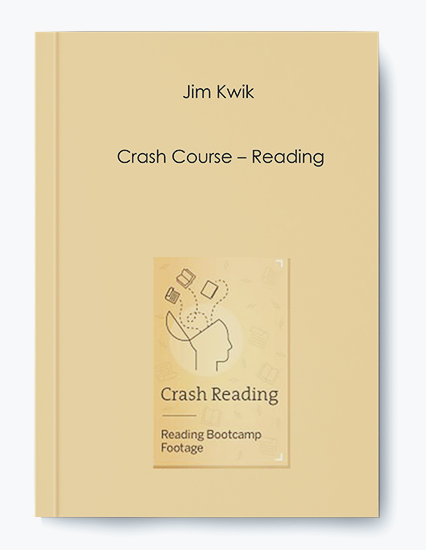Jim Kwik – Crash Course – Reading