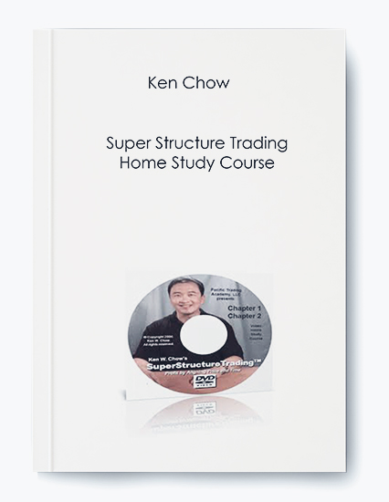 Ken Chow – Super Structure Trading Home Study Course