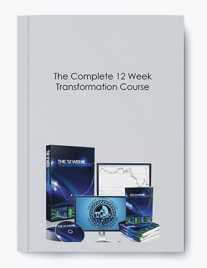 The Complete 12 Week Transformation Course