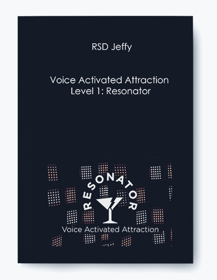 RSD Jeffy – Voice Activated Attraction – Level 1: Resonator