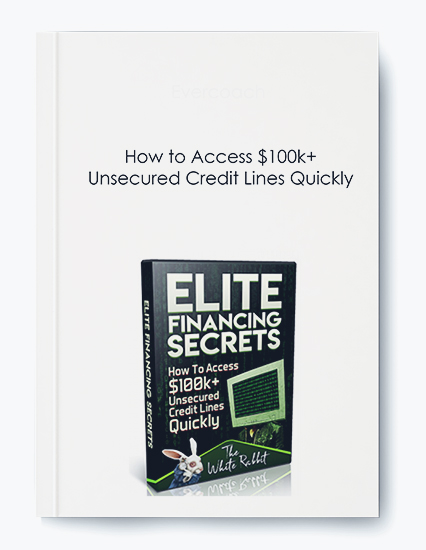 How to Access $100k+ Unsecured Credit Lines Quickly