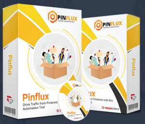 PinFlux Pro Version – Gets you 100% FREE Traffic From Pinterest Pin Flux ( OTO+White label version)