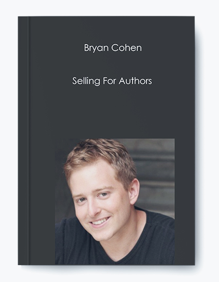 Bryan Cohen – Selling For Authors