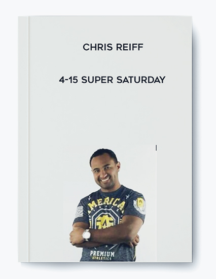 Chris Reiff – 4-15 Super Saturday