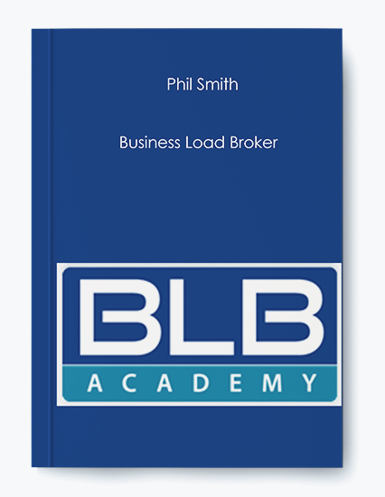 Phil Smith – Business Load Broker