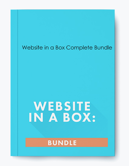 Website in a Box Complete Bundle
