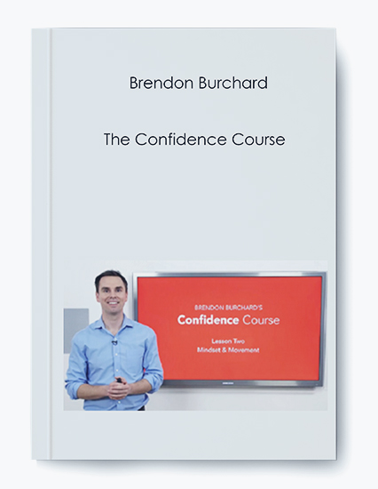 Brendon Burchard – The Confidence Course