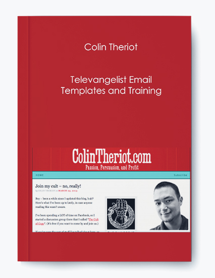 Colin Theriot – Televangelist Email Templates and Training