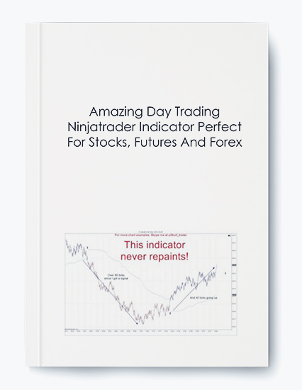 Amazing Day Trading Ninjatrader Indicator Perfect For Stocks, Futures And Forex