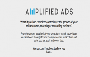 Andrew Hubbard – Amplified Ads