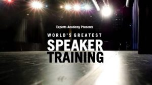 Brendon Burchard - World's Greatest Speaker Training