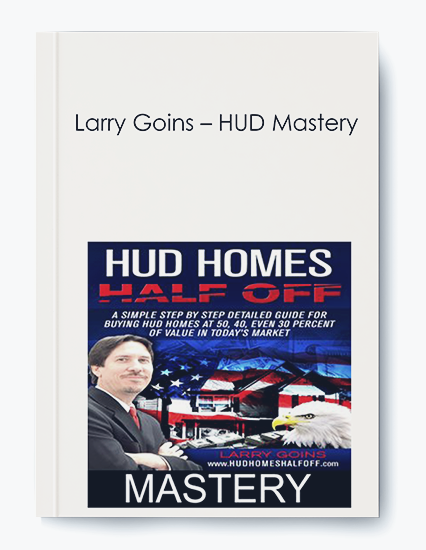 Larry Goins – HUD Mastery
