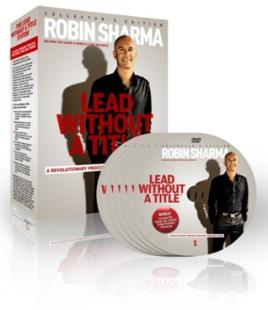 Robin Sharma – Lead Without A Title System