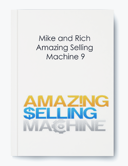 Mike and Rich – Amazing Selling Machine 9