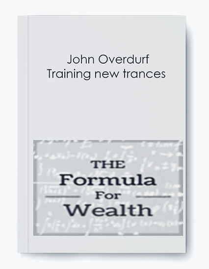 Brent Phillips – The Formula For Wealth