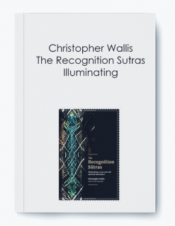Christopher Wallis – The Recognition Sutras Illuminating