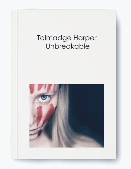 Talmadge Harper – Unbreakable