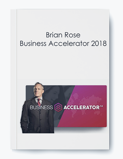 Brian Rose – Business Accelerator 2018