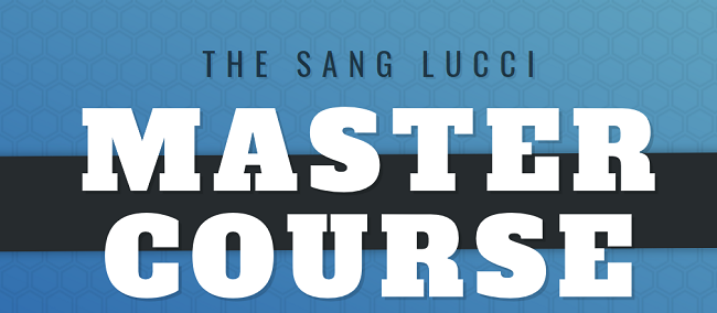 The Sang Lucci - Master Course