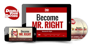 David DeAngelo – Become Mr. Right