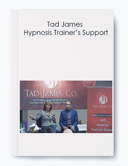 Tad James – Hypnosis Trainer's Support