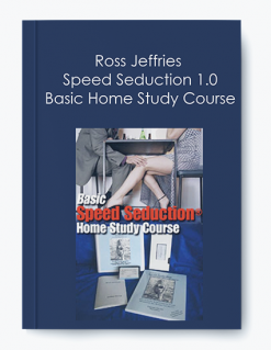 Ross Jeffries – Speed Seduction 1.0 Basic Home Study Course