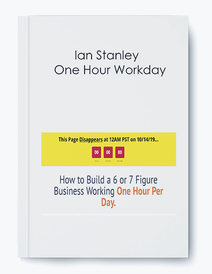Ian Stanley – One Hour Workday