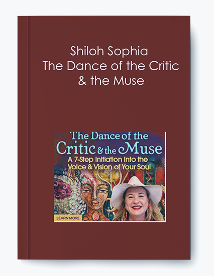Shiloh Sophia – The Dance of the Critic & the Muse