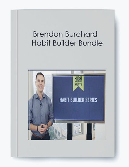 Brendon Burchard – Habit Builder Bundle
