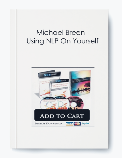 Michael Breen – Using NLP On Yourself