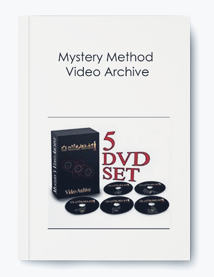Mystery Method Video Archive