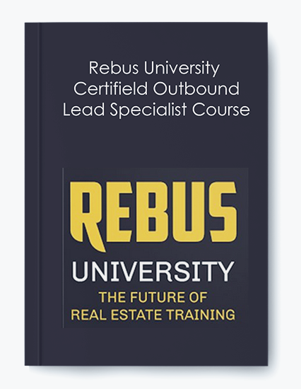 Rebus University – Certifield Outbound Lead Specialist Course