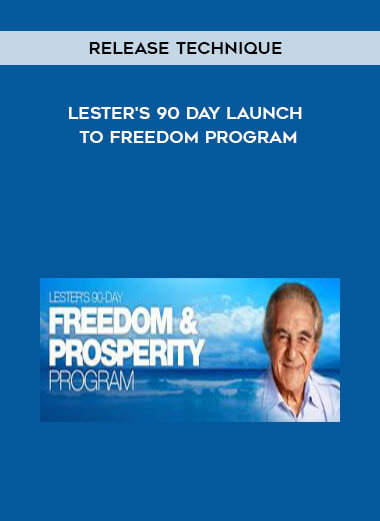 Download Release Technique - Lester's 90 Day Launch to Freedom Program at https://beeaca.com