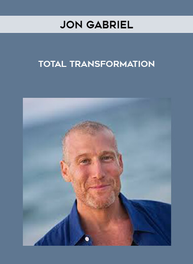 Download Jon Gabriel - Total Transformation at https://beeaca.com