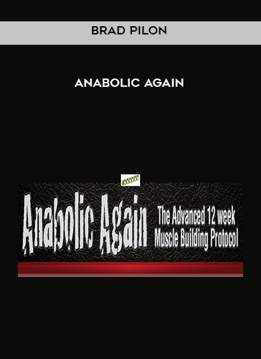 Download Brad Pilon - Anabolic Again at https://beeaca.com