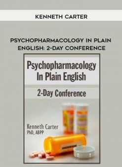 Download Psychopharmacology in Plain English: 2-Day Conference - Kenneth Carter at https://beeaca.com
