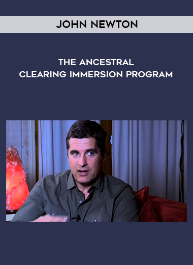 Download John Newton - The Ancestral Clearing Immersion Program at https://beeaca.com