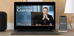 Download How to Develop Gravitas by Victor Cheng at https://beeaca.com