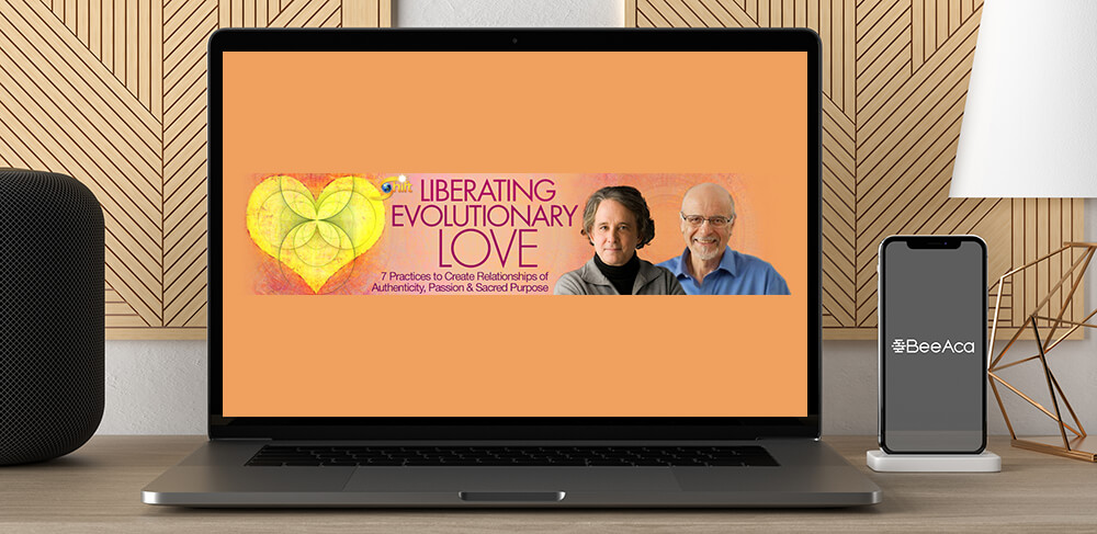 Download Andrew Harvey & Chris Saade - Liberating Evolutionary Love at https://beeaca.com