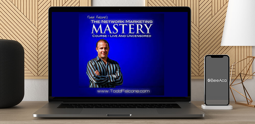 Download The Network Marketing Mastery Course by Todd Falcone at https://beeaca.com