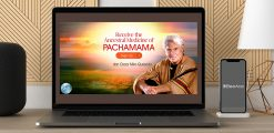 Download don Oscar Miro-Quesada - Receive the Ancestral Medicine of Pachamama at https://beeaca.com