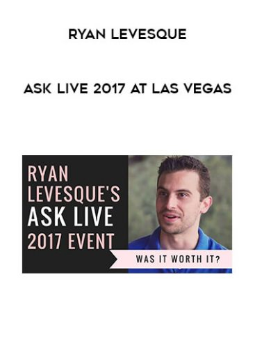 Download Ask Method Masterclass 2.0 by Ryan Levesque at https://beeaca.com